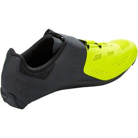 PEARL iZUMi Select Road V5 Buty Mężczyźni, black/lime